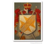 Sovereign Grand Inspector General Symbolic Coat of Arms. Masonería